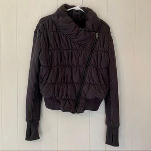 lululemon athletica Jackets & Coats - ♎️LULULEMON REJUVENATE BOMBER JACKET RARE FIND